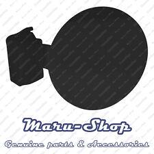 Unpainted Fuel Gas Tank Filler Door Cap Cover for 14~17 Kia Forte Koup