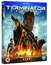 Terminator: Genisys (Blu-ray - Disc only)