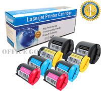 8 PK Black & Color Toner for Samsung CLP-300N Printer CLX-2160N CLX-3160FN BCMY