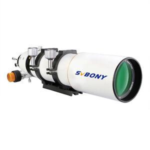 SVBONY SV503 80F7 ED Telescopes OTA Refractor Astronomical SMC RAP Focuser APO