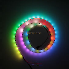 3.3ft 60 Pixels SK6812 Addressable RGBW RGB White 4 in 1 5050 LED Strip 5V NP WH