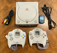 Sega DREAMCAST Console COMPLETE Cleaned/Sanitized ****FREE SHIPPING****