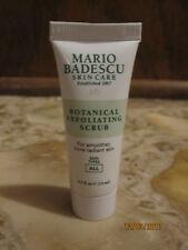 Mario Badescu Botanical Exfoliating Scrub New