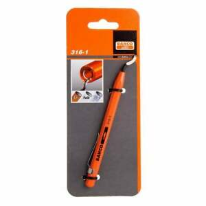 BAHCO 316-1 Pen Style Pocket Copper Plastic Stainless Metal Pipe Deburrer Reamer