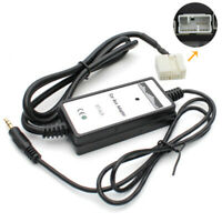 Car Audio MP3 Player Interface Aux In Adapter Fit for Honda Accord Civic 3.5mm