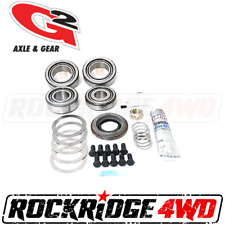 """Toyota 8.4"""" Tacoma Ring and Pinion Master Installation Kit G2 Axle & Gear 4x4"""