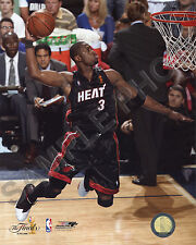 DWYANE WADE Miami Heat 2006 NBA Finals 8X10 Action Dunk Unsigned Licensed Photo