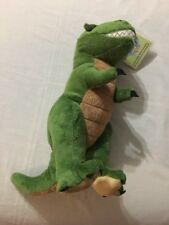Kookeys Green Dinosaur Plush Unlock The Fun 10 VOX Entertainment Ages 3+