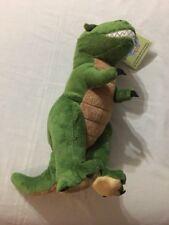 Kookeys Green Dinosaur Plush Unlock The Fun 10 VOX Entertainment Ages 3+