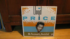 LLOYD PRICE-MR. PERSONALITY REVISITED-CHARLY UK SEALED NEW MINT LP