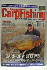 Advanced Carp Fishing Magazine. May, 2011. Carp Of A Lifetime. Masterclass.