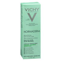 Vichy Normaderm Beautifying Anti-Acne Care Acne Treatment New 1.7 oz Exp: 9/2018