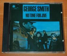 George Smith - No Time For Jive - 1987 Columbia/Blue Horizon CD
