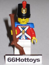 LEGO Pirates 6243 Soldier minifigure New