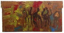"PURVIS YOUNG ""MEN ON HORSEBACK"" 