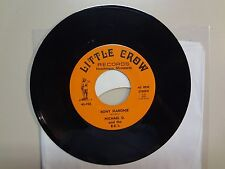 MICHAEL G. & THE R.K.'s: Bony Maronie-Ya Ya-U.S. Late 1960's Little Crow Records