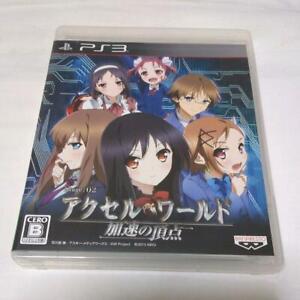 PS3 Accel World Kasoku no Chouten 99960 Japanese ver from Japan