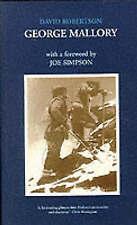 Very Good, George Mallory, Robertson, David, Book