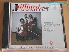 Beethoven Quatuor op 135 - Berg Suite Lyrique - Juilliard String Quartet - CD