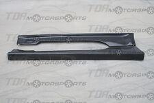 SEIBON Carbon Fiber Side Skirts TT for 03-06 350Z Z33