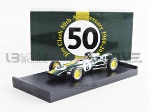 BRUMM 1/43 - LOTUS 25 - GP ITALIE 1963 - R332CH