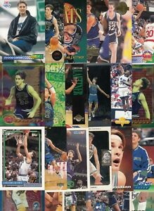 CHRISTIAN LAETTNER 25 ct Vintage Basketball Cards - All Different  w/ Rookie