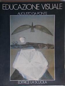 Educazione visuale artistica Scuola media Da Ponte augusto bambini arte design