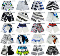 Men's Beach Boardshorts Quick Dry Swim Trunks Surfing Shorts Cool Swimwear