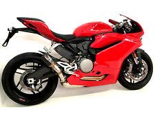 Ducati 959 Panigale slip-on exhaust AustinRacing GENUINE