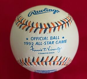 Rawlings (Costa Rica) 1992 All-Star official game baseball San Diego Padres