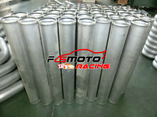 "4"" 102mm Straight Turbo Intercooler Pipe Piping Aluminum Tube Tubing L=600mm"