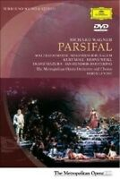"""JAMES LEVINE """"WAGNER: PARSIFAL (GA)"""" 2 DVD NEW"""