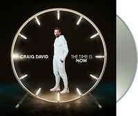 "Craig David ""the time is now"" CD NEU Album 2018"