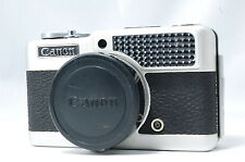 **For Parts**  Canon Demi S 35mm Film Camera w/Lens  SN219012