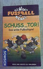 DIE WILDEN Fussball KERLE+++ Schuss...Tor!!! ++2-8 Spieler von 8-88 Jahre