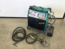 WIG Schweißgerät Schweißgerät Merkle TIG Insquare 300 DC Wassergekühlt Inkl.MwSt