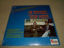 DE RAYMOND Y JOSE MARIA UNA CANCION DE ESPANA VINYL AUTOGRAPHED