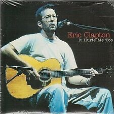 ERIC CLAPTON IT HURTS ME TOO CD SINGLE card sleeve