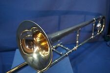 1980 CG Conn 8H Artist Symphony USA Professional Tenor Trombone