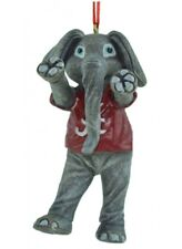 "ALABAMA CRIMSON TIDE MASCOT RESIN ORNAMENT 3.5"" ""BIG AL"""