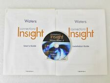 WATERS 667002854 CONNECTIONS INSIGHT SOFTWARE VERSION 1.2