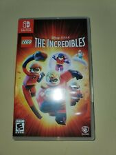 Lego The Incredibles for Nintendo Switch, 2018 - Game in box Mint