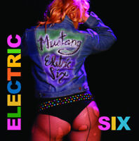 Electric Six : Mustang CD (2013) ***NEW*** Incredible Value and Free Shipping!