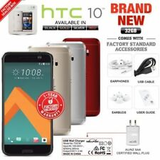 "HTC 10 Mobile Phones with Android 5.0-5.4"" Screen"