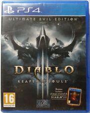 Diablo III. Reaper Of Souls. Ultimate Evil Edition. Ps4. Fisico. Pal España