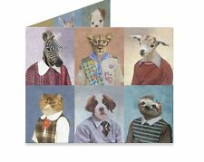 Dynomighty PICTURE DAY MIGHTY WALLET by ANGELA ROSSI artist collective AC-1030