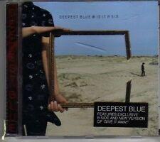 (CK558) Deepest Blue, Is It A Sin - 2004 CD