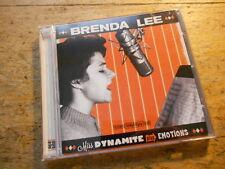 Brenda Lee - Miss Dynamite & Emotions  [CD Album] 2012