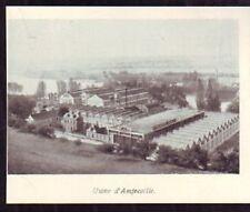 1929  --  SOCIETE ELECTRO CABLE  VUE AERIENNE USINE D AMFREVILLE   W278