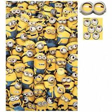 Despicable Me Minions party game (same as pin tail to the donkey)
